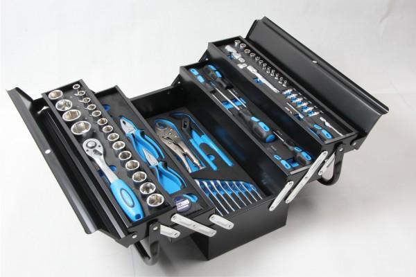 Werkzeugkoffer Werkzeugkiste 85 tlg.
