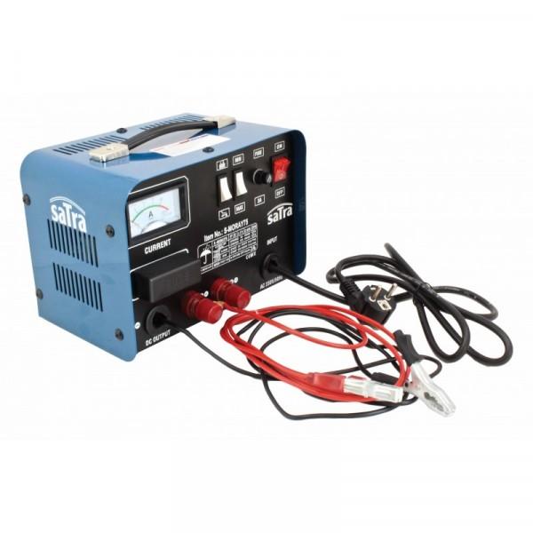 Batterie– Ladegerät Starthilfe