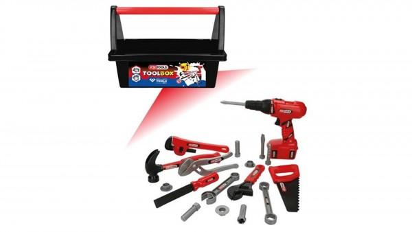 KS TOOLS Werkzeug-Box für Kinder
