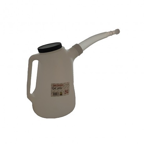 Messbecher Ölkanne 5 Liter