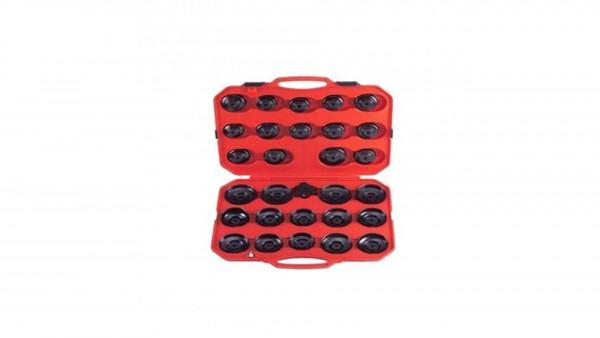 Ölfilter Schlüsselsatz Ölfilterkappen 30 tlg.