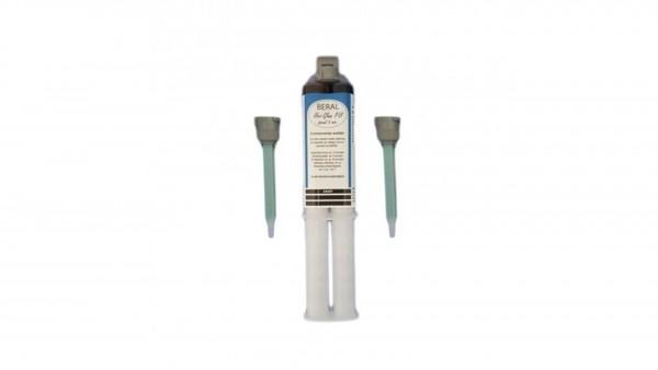 2 Komponentenkleber Beral Uni-Glue PU schwarz 5min