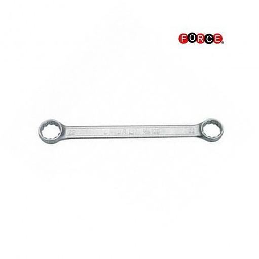 Flacher Doppelringschlüssel Ringschlüssel 12/13mm