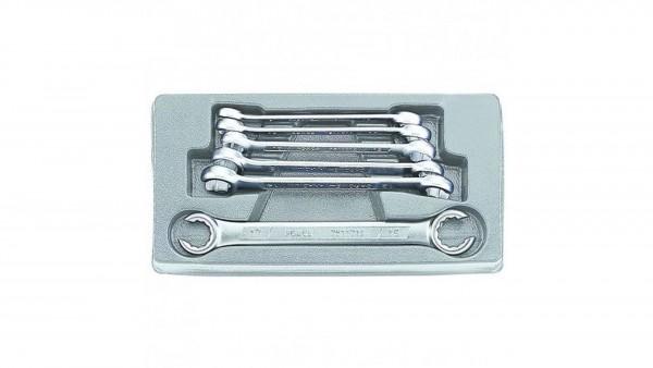 Bremsleitungsschlüssel offene Ringschlüssel Satz 6 tlg.