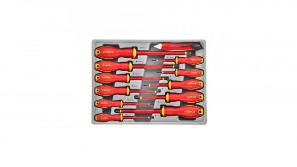 Isolierte Schraubendreher 12 tlg.Elektriker Werkzeug
