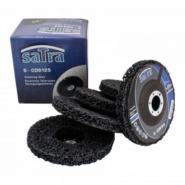 Schleif- und Reinigungsscheiben 125 mm universal 5 Stück