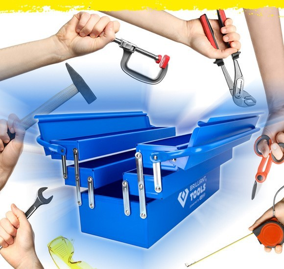 Werkzuegkasten Werkzeugkiste Werkzeugkoffer